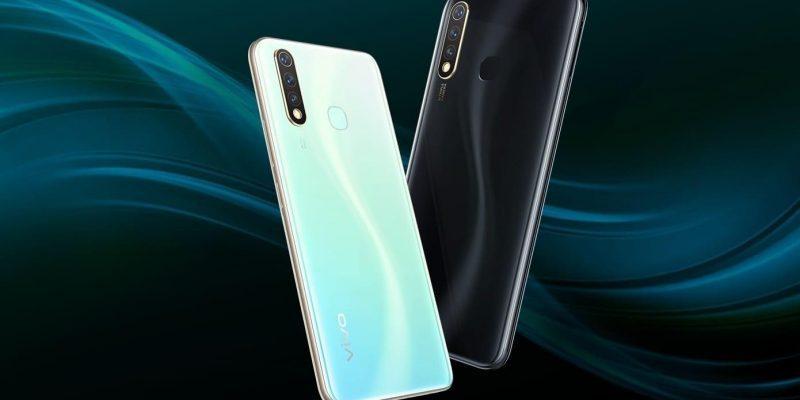 Компания Vivo представила смартфон Vivo Y19 (gsmarena 001)