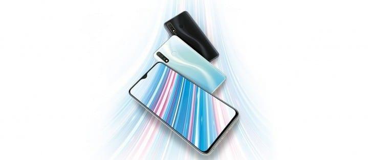Компания Vivo представила смартфон Vivo Y19 (gsmarena 002)