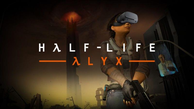 Valve выпустит Half-Life в VR (half life alyx)