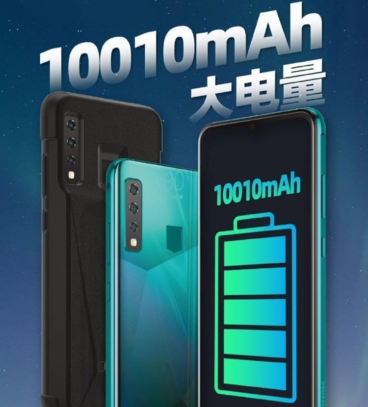 Hisense King Kong 6: новый смартфон с аккумуляторами на 10 000 мА·ч (hi2)
