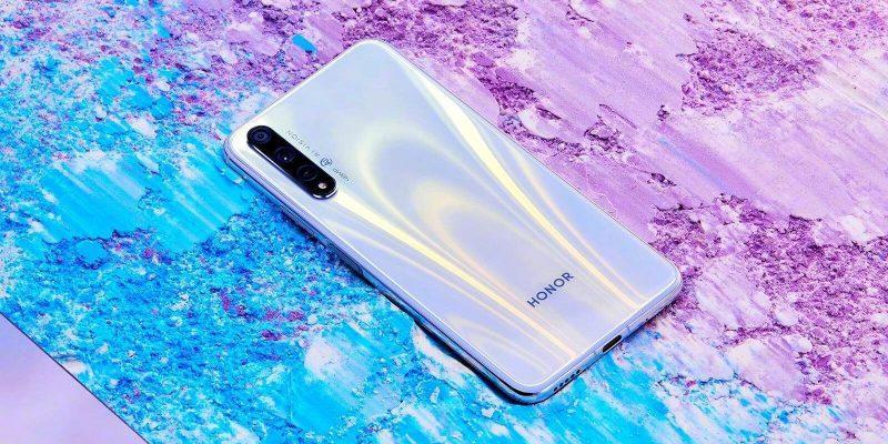 Huawei представила российскую версию смартфона Honor 20S (huawei honor 20s)