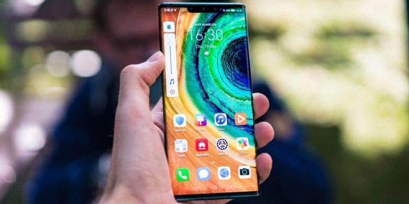 Huawei Mate 30 Pro стал лучшим смартфоном года (huawei mate 30 pro 960x541 large)
