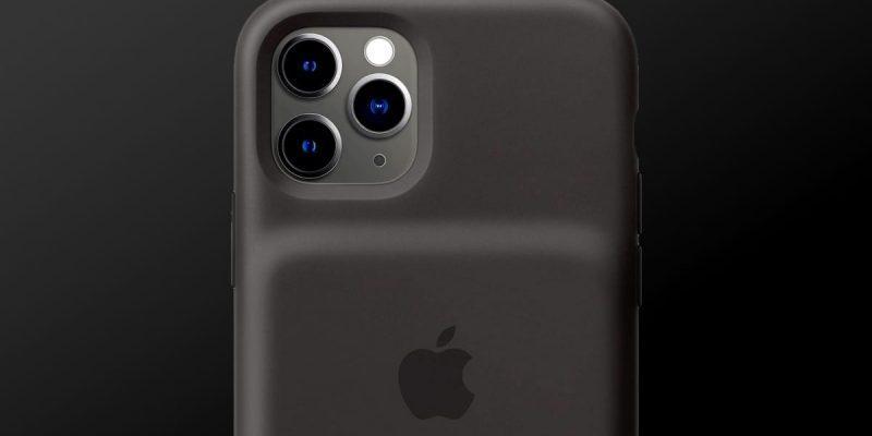 Apple выпустила горбатый чехол с дополнительной батареей для iPhone 11 (iphone 11 smart battery case 1)