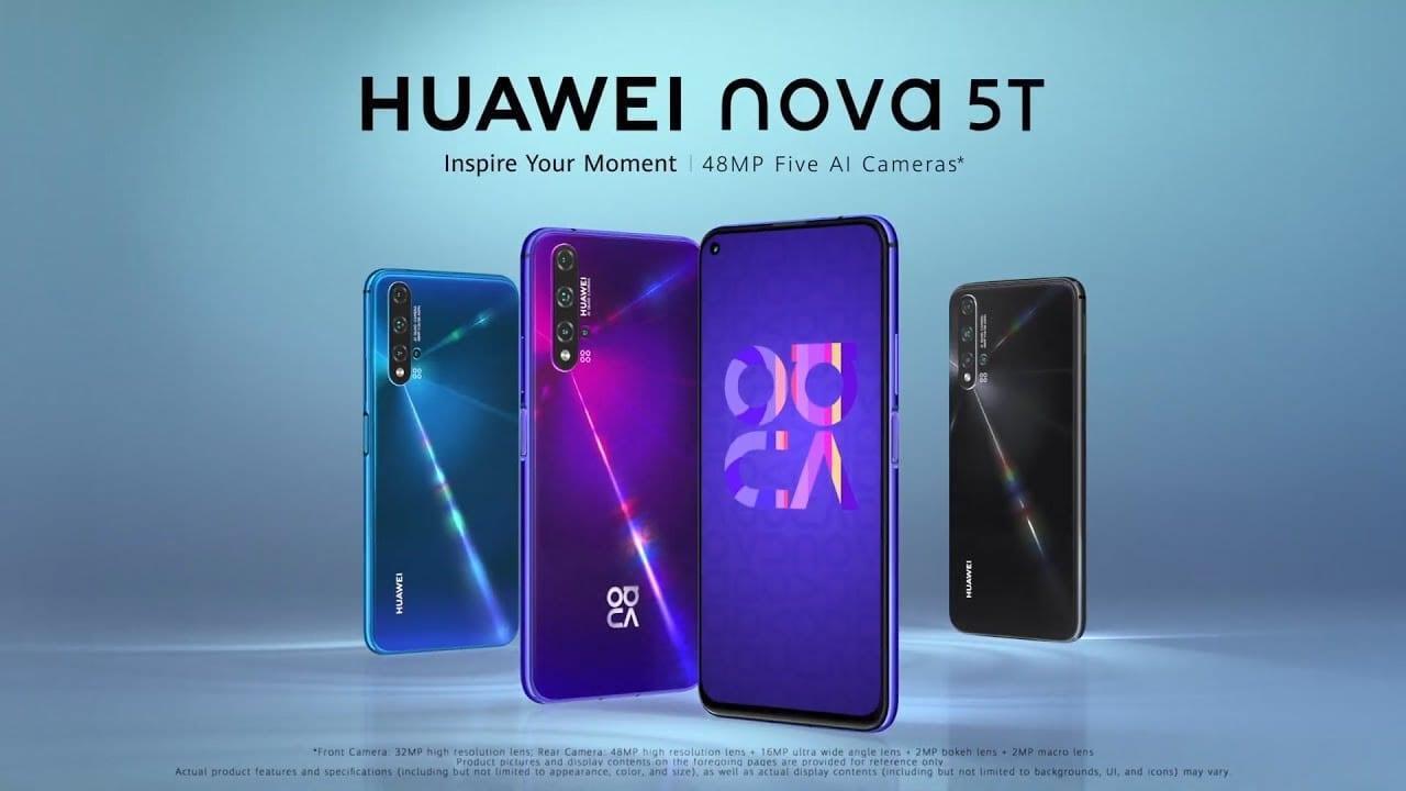 Huawei объявила о начале продаж в России смартфона Huawei Nova 5T (maxresdefault 4)