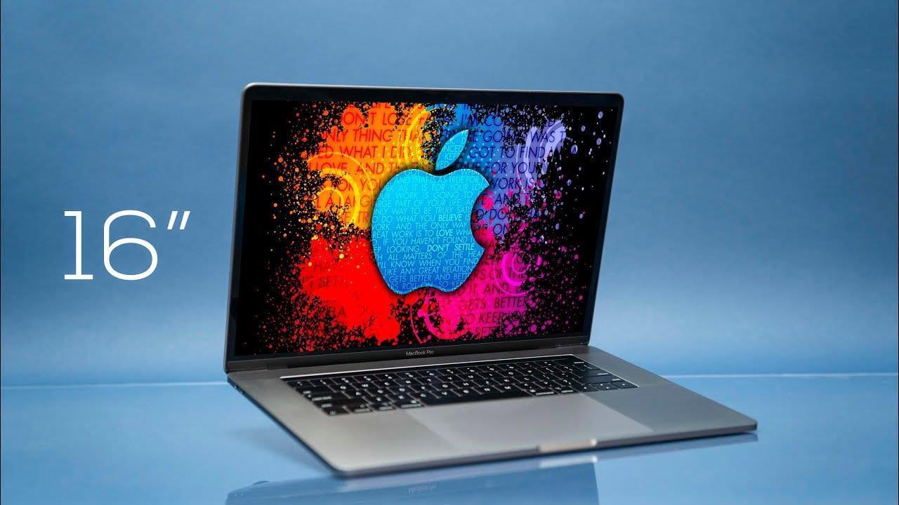 Россияне получили возможность купить 16-дюймовый MacBook Pro (maxresdefault 8)