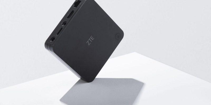 ZTE представляет в России свою приставку для Android TV (mg 2510)
