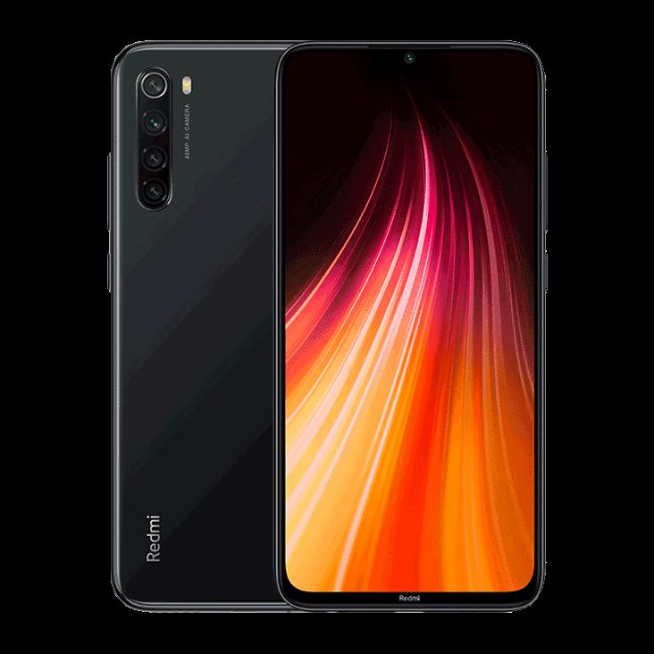 Xiaomi показала смартфон Redmi Note 8T. Большая батарея и мощный процессор (note 8 black)