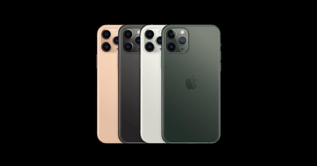 Сравнительный обзор iPhone 11 и iPhone 11 Pro. Какой выбрать? ()