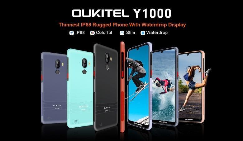 Компания Oukitel представила неубиваемый смартфон Oukitel Y1000 (oukitel y1000 large)