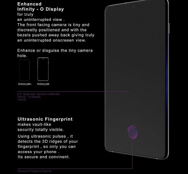 В сети появились рендеры смартфона Samsung Galaxy S11 (slice 3 large)