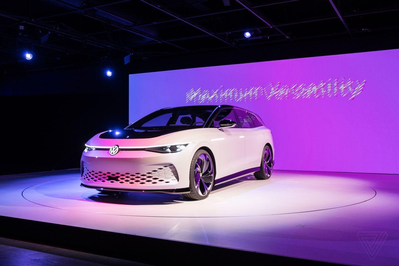 Volkswagen представил электромобиль Volkswagen ID Space Vizzion (sokane 191119 3802 6921 large)