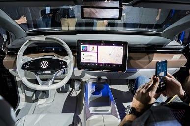 Volkswagen представил электромобиль Volkswagen ID Space Vizzion (sokane 191119 3802 7149 large)