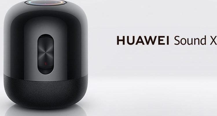 Huawei провела презентацию умной колонки Huawei Sound X (sound1)