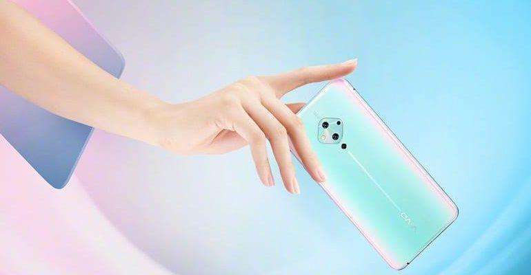 Компания Vivo официально представила смартфон Vivo S5 (vivo s5 1 4)
