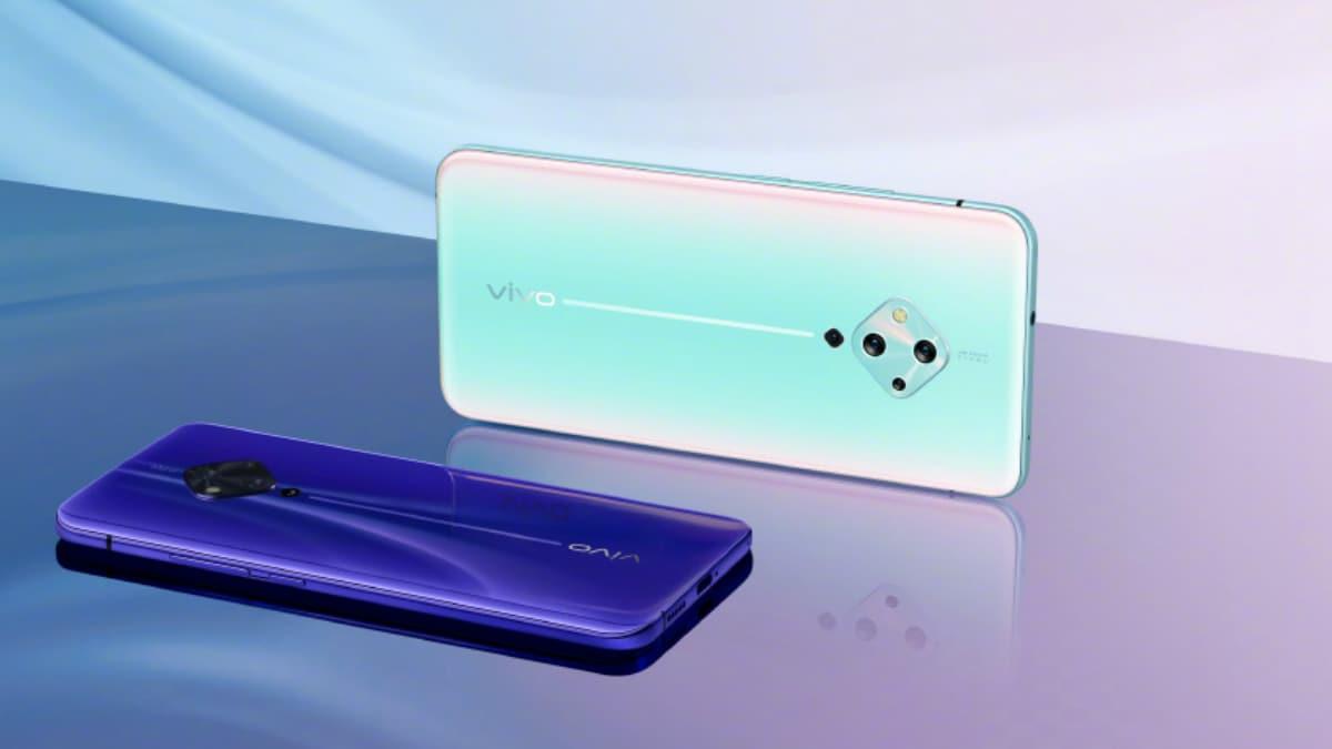 Компания Vivo официально представила смартфон Vivo S5 (vivo s5 renders main weibo1 1573561587095)