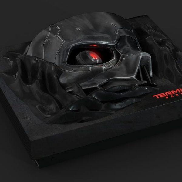Microsoft выпустит Xbox One X с расплавленным черепом терминатора (xbox terminator custom console 3840x2160 100816468 large)