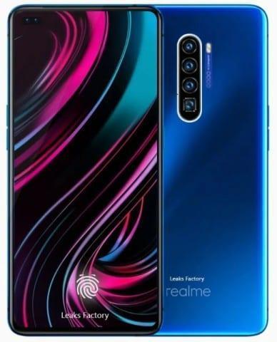 Компания Realme официально анонсировала смартфон Realme X50 5G ()