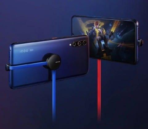 Vivo выпускает зарядный кабель для любителей мобильных игр (1 2)