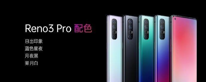 Компания Oppo представила 5G-смартфон Oppo Reno 3 Pro (1 5)