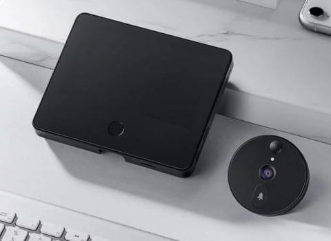 Xiaomi представила умный дверной замок с функцией распознавания лиц (12)