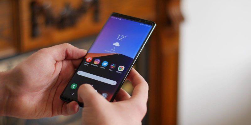 Samsung Galaxy Note9 получает обновление Android 10 (1554973945 samsung galaxy note 9 re review after 6 months)