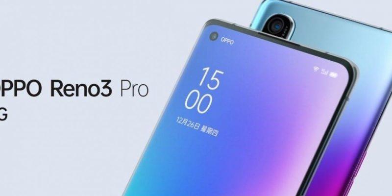 Компания Oppo представила 5G-смартфон Oppo Reno 3 Pro (1 2 yoy)