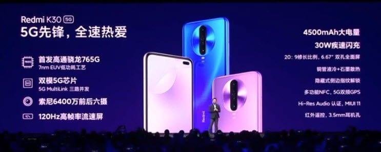 Бренд Redmi официально представил смартфон Redmi K30 (2019 12 10 12 09 40)