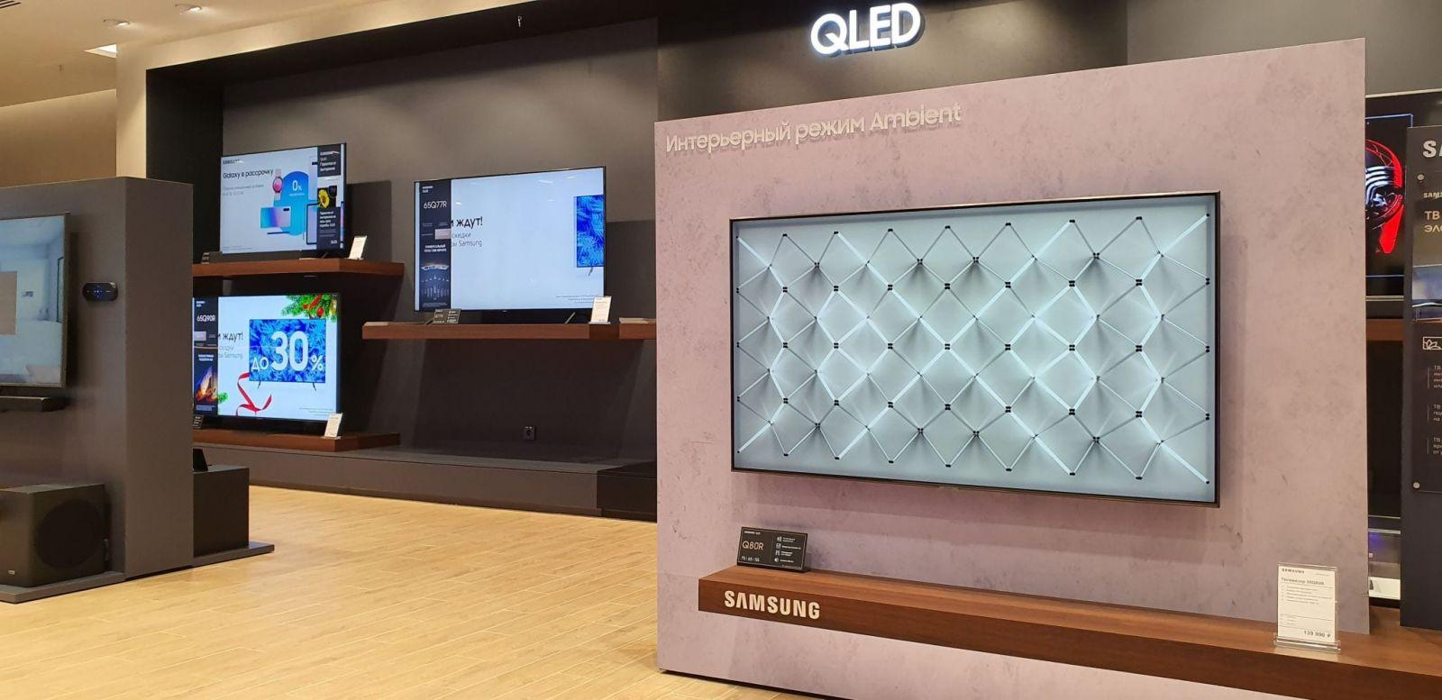 Samsung открывает обновленный флагманский магазин на Тверской (20191225 153229 scaled)