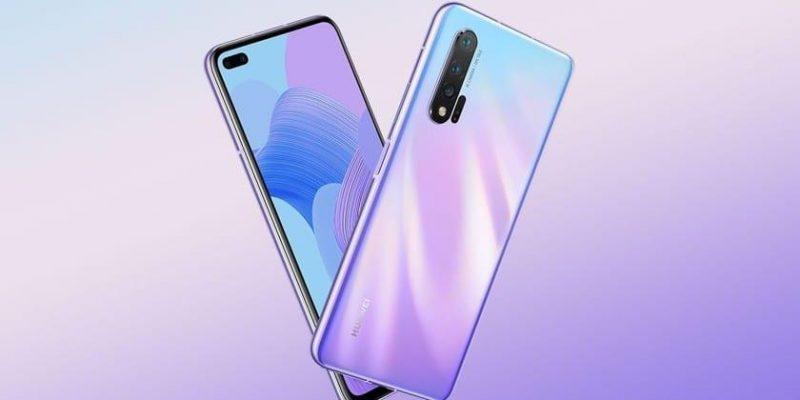 Huawei выпускает смартфон Nova 6 (3)