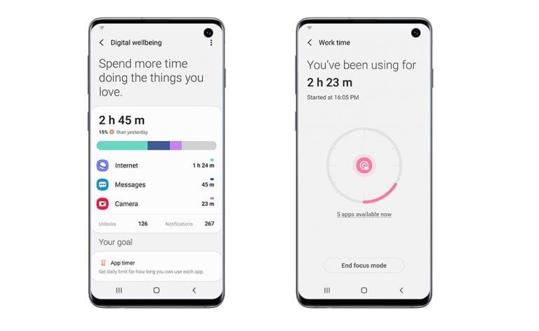 Android 10 и One UI 2 стали доступны пользователям смартфонов Galaxy в России (33 1)