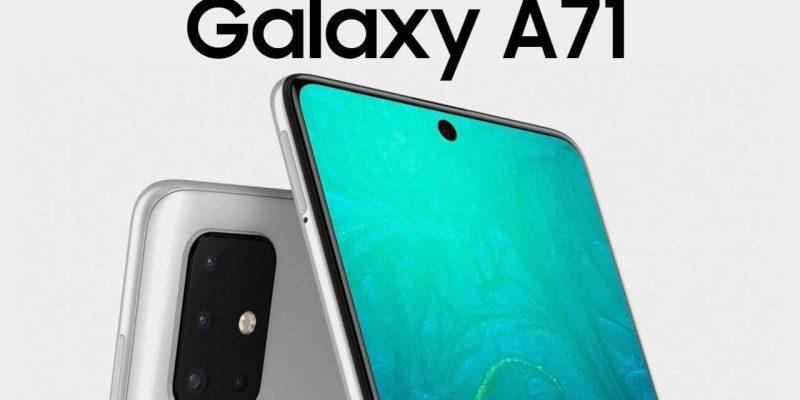 Samsung выпускает смартфон Galaxy A71 (5)