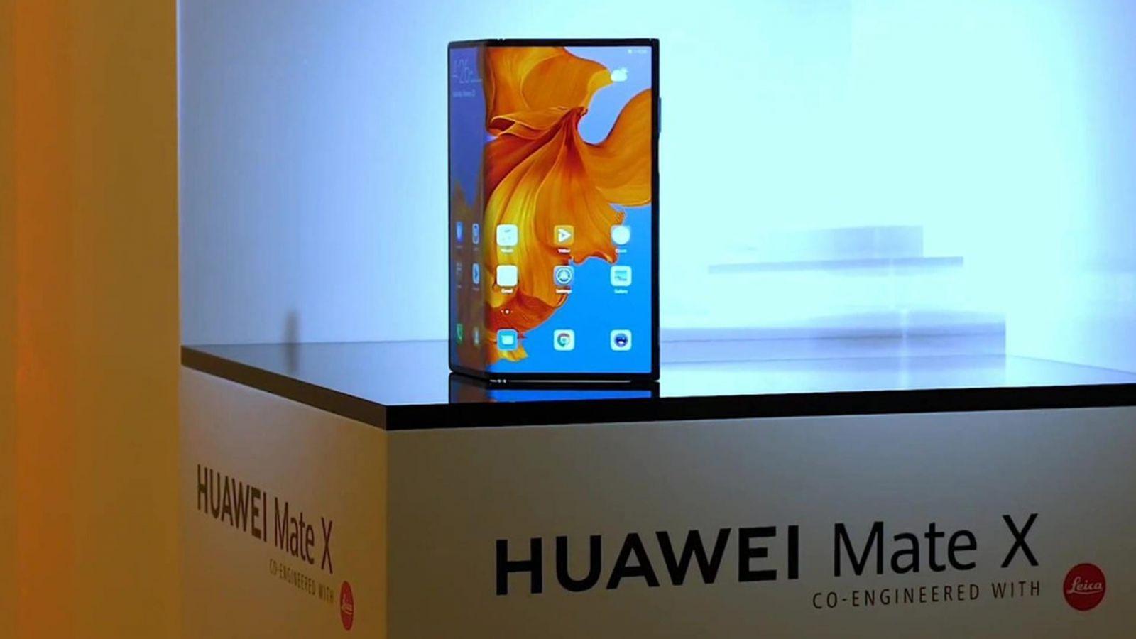 Huawei Mate X следующего поколения появится во второй половине 2020 года (6 2)