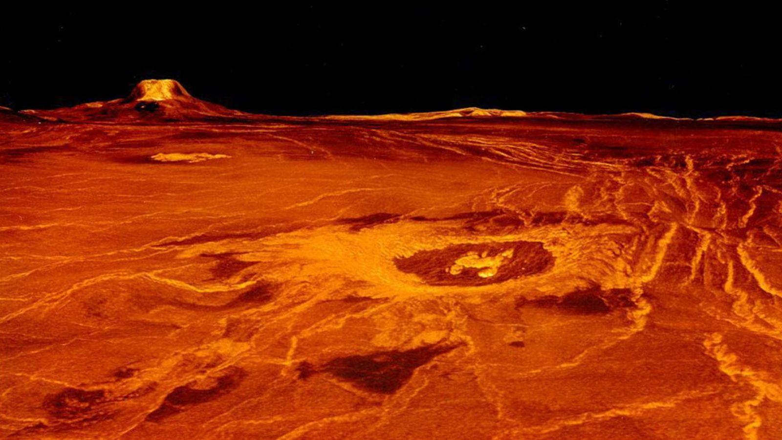 NASA использует воздушные шары для изучения Венеры (7 1)