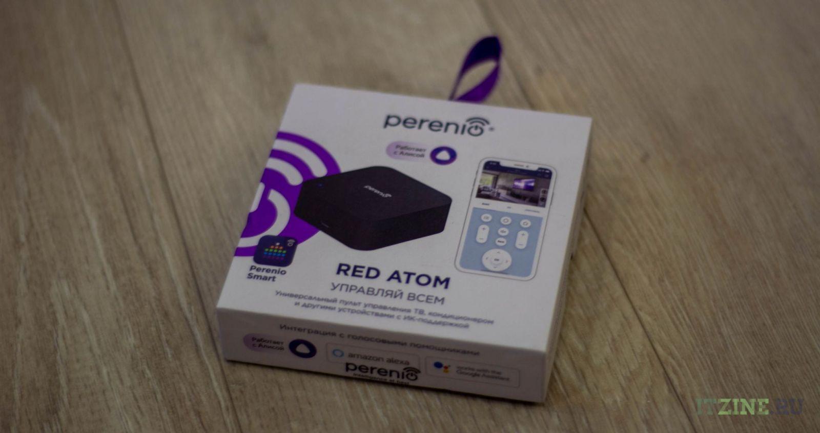 Обзор Perenio Red Atom. С пультом по жизни (dsc 7907 2 scaled)