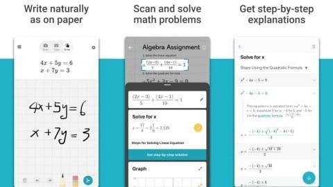Microsoft создала приложение для решения задач ()