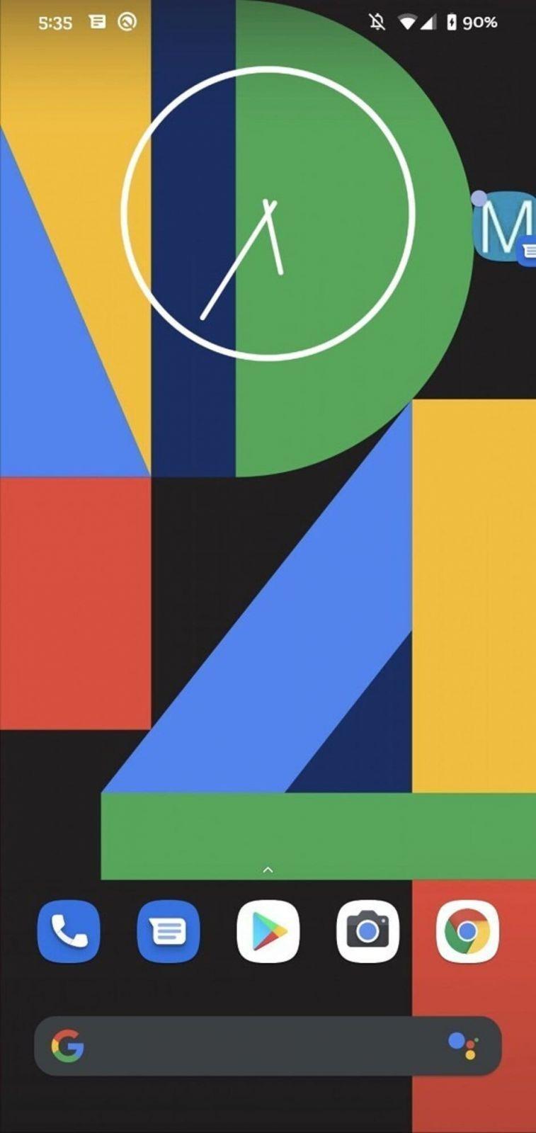 Google тестирует плавающие чаты в мессенджере (float b)