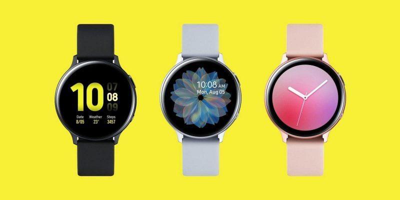 Samsung запускает программу Trade-in для фитнес-браслетов и часов (gear ta galaxy watch active2 aluminum 40mm scaled 1)