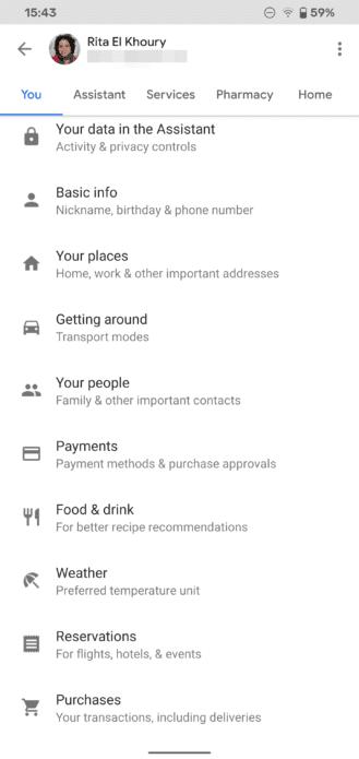 Google-ассистент поможет пользователям придерживаться диеты и будет подбирать специальные рецепты (google assistant food drink 1)