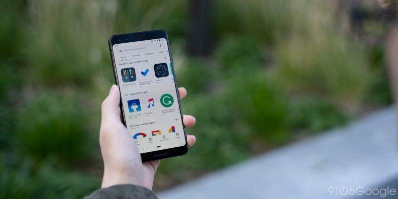 Google Play Store теперь позволяет отключать автозапуск видео (google play store 2)