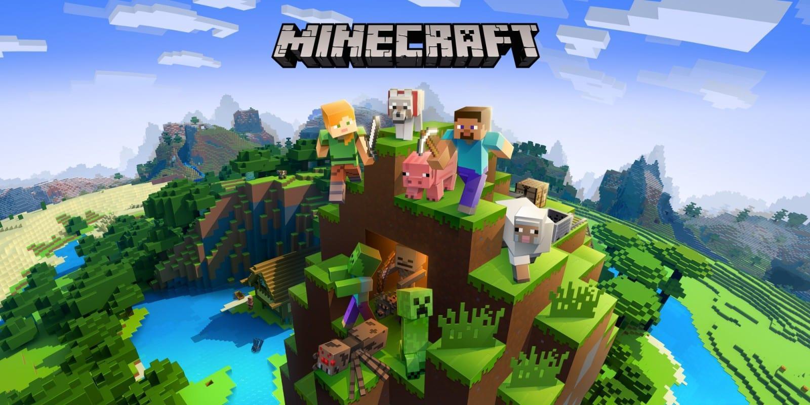 Microsoft хочет, чтобы школьники играли в Minecraft для изучения математики ()