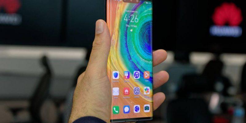 5G-cмартфоны Huawei стали чемпионами по скорости загрузки данных (huawei mate 30 pro 2 2)