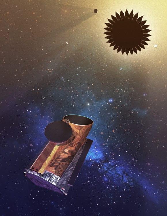 NASA хочет запустить новый космический телескоп для поиска второй Земли (image 7959 habex1 768x995 1)