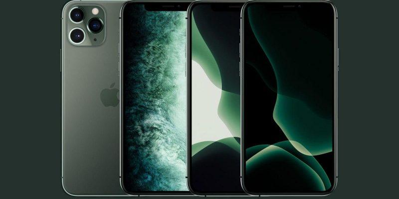 В России запустили сервис GeekX для продажи б/у гаджетов Apple с гарантией на 3 месяца (iphone 11 pro max midnight green mockup with ar72014 idownloadblog scaled 1)