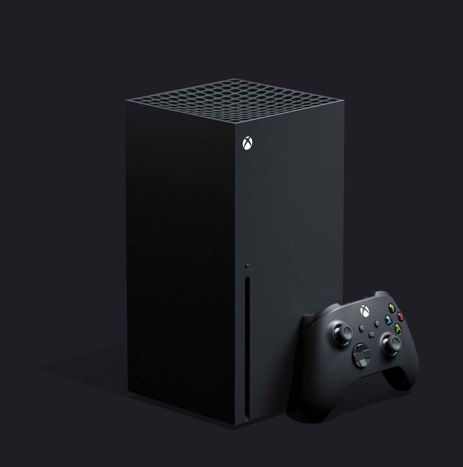 Microsoft представила новую консоль Xbox Series X (microsoft unveils xbox series)