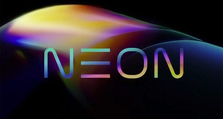 NEON, искусственный человек Samsung на CES 2020 (neon2)