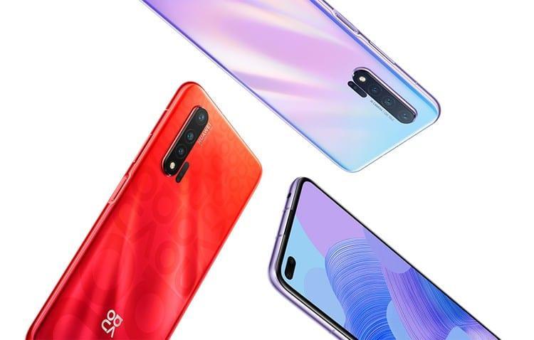 Huawei представила флагманский смартфон Nova 6 5G (nova1)