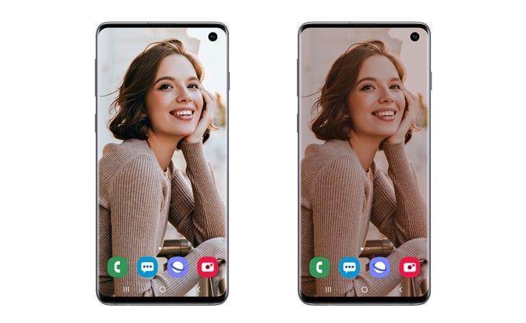 Android 10 и One UI 2 стали доступны пользователям смартфонов Galaxy в России (one ui beta main3fin)