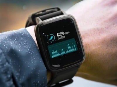 Xiaomi анонсировала умные часы Haylou Smart за 14 долларов (p)