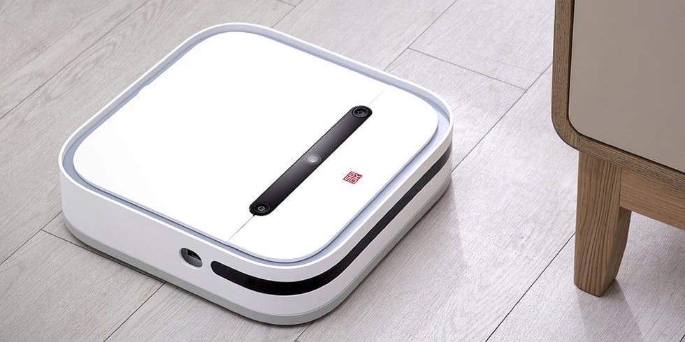 10 лучших гаджетов года от Xiaomi (robot pilesos swdk smart cleaning machine opisanie)