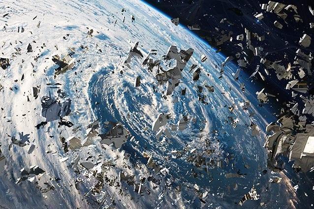 Запланирована первая миссия по очистке космоса от мусора (s 1)